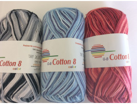 G-B COTTON 8 COLOR