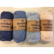 Recycled Cotton Svarta Fåret