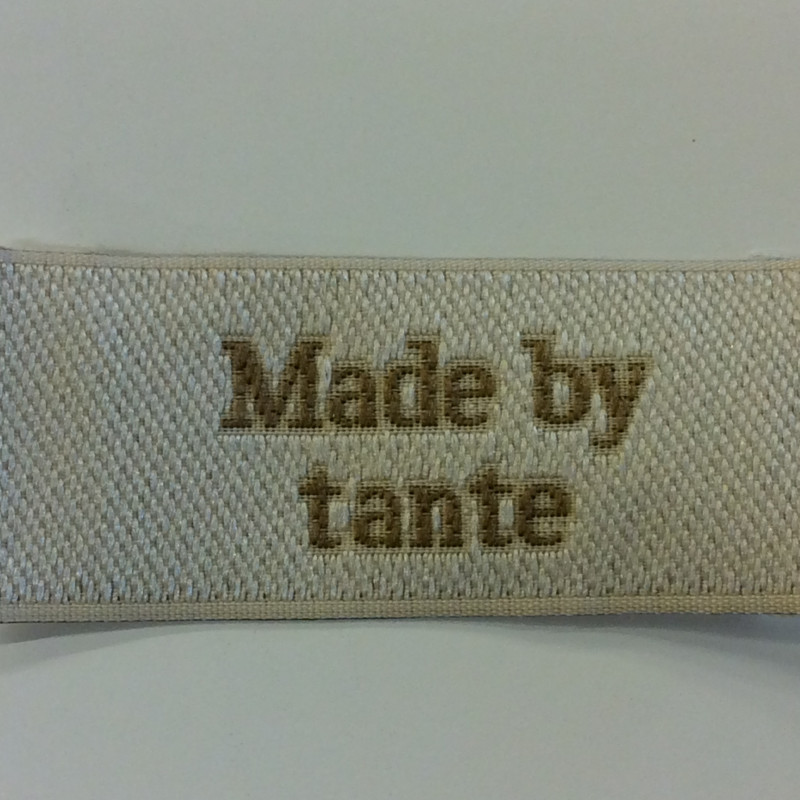 LABELS - MADE BY